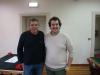 Claudio Pizzasegola e Matteo Costanzo, vincitori Campionato a Coppie Allievi 2° anno