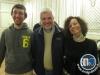 Valeriano Lanza, Roberto Dagnino  ed Emanuela Stagno