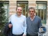Fabrizio Hugony e Francesco Saverio Vinci