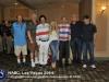 I vincitori del Grand National Team Championship, la squadra di J. Meckstroth, E. Rodwell, M. Seamon, Jodi Coren (npc), R. Coren, K. Bathurst, K. Dwyer