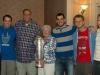 La squadra Schwartz, vincitrice della Spingold