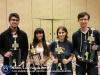 La squadra di Berkeley, vincitrice del Collegiate Championship