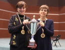Femminile, 1°: BACOCCOLI Antonella - ROSI Tiziana, ASD JUNIOR BRIDGE CLUB PG