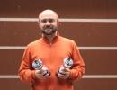 Open, Serie A, girone C, 1°: LO PRESTI Fabio - MAZZADI Francesco, ASD BERGAMASCA BRIDGE