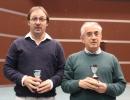 Open, Serie B, girone E, 2°: FEDELE Michele - MANTINEO Emanuele, ASD ASS.BRIDGE TORINO