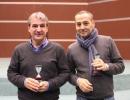 Open, Serie B, girone H, 3°: GALLUCCIO Michele - ZURLA Andrea, ASD BRIDGE FARNESE PIACENZA