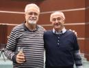 Open, Serie B, girone I, 3°: CAFARO Gennaro - TRON Mauro, ASD BRIDGE EUR S.S.D. A R.L.
