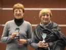 Femminile, Serie A, girone L,1°: CATTANEO Marisa - FEDERICO Rita, ASD ASS.BRIDGE TORINO