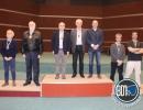 Il podio Open