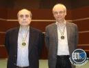 Open, 1°: Amedeo Comella e Stefano Sabbatini