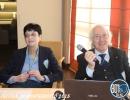 Rosaria Balsamo e Massimo Ortensi