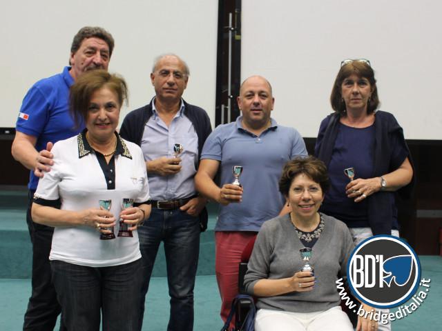 Serie B, girone F, 1°: AMMENDOLIA - M. Ammendolia ASD