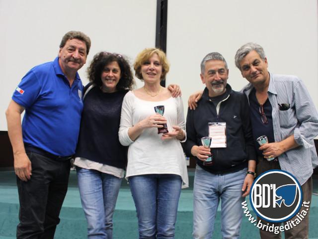 Serie B, girone H, 1°: PICCIONI - Circolo Della Vela