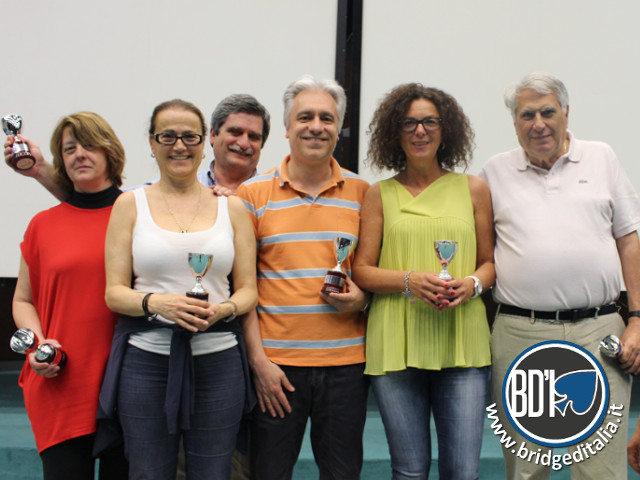 Serie B, girone K, 1°: BENASSI - ASD Circolo Bocciofila Lido