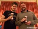 Master u36, coppie, 1°: Alessandro Gandoglia e Arrigo Franchi