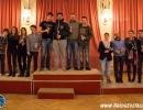 Master u36: il podio completo dello squadre