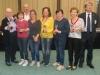 1° Ladies Serie A, Gir.D: PANSERA - BERGAMASCA BRIDGE (T. Dal Ben, F. Di Lembo, M. Gattolin, M. Mai, G. Rampinelli, J. Ruggeri)