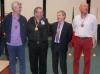 3° Eccellenza Open: LAVAZZA - ASSOCIATO ALLEGRA (G. Astore, M. Bompis, R. Cerreto, J.C. Quantin)