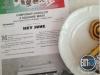 Campionati Assoluti a Squadre Miste 2013, bollettino