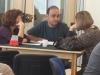 Il coordinatore del Club Rosa, Mario D'Avossa, al tavolo di Gianino G./Pezzino