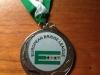 La medaglia d'argento di Andrea Manno
