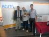 Mister Over 60, Paolo Giove con l'Assessore Gobbi