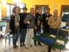 1° Squadra Bersani: Donatella Bersani, Alessandra Ferretti, Claudio Malfatto, Enrico Benassi, Fabrizio Liguori, Massimo De Vincenzo