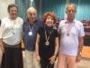 Squadre Miste, 2°: GHELLI (Marco Buscaglia, Paolo Giove, Oriella Ghelli, Gabriella Murante)