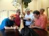 Steve Weinstein, Robert Levin, Frank Nickell, Ralph Katz ed Eric Rodwell