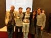 Squadra Nazionale Cantanti (Fellus, Sangiorgio, Guerra, Golin, Guariglia, Di Bello)