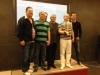 1° Classificato: Squadra Vitas (Fisher, Olanski, Schwartz, Gierulski, Skrzypczak, Vainikonis)