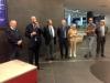 Il Presidente FIGB Gianni Medugno parla durante la Premiazione
