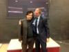 Il Presidente FIGB Gianni Medugno con il Campione del mondo Alfredo Versace