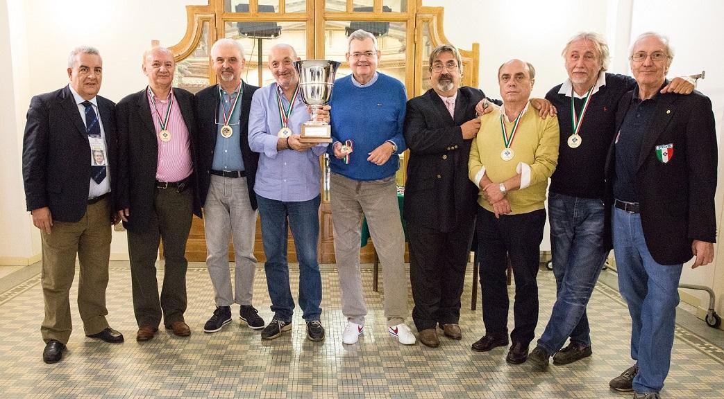 Coppa Italia Over 60: i leoni di Lione tornano a colpire