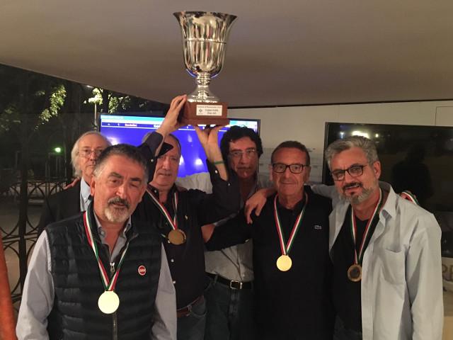 Coppa Italia Over 60: Caldarelli firma una vittoria storica per l'Abruzzo