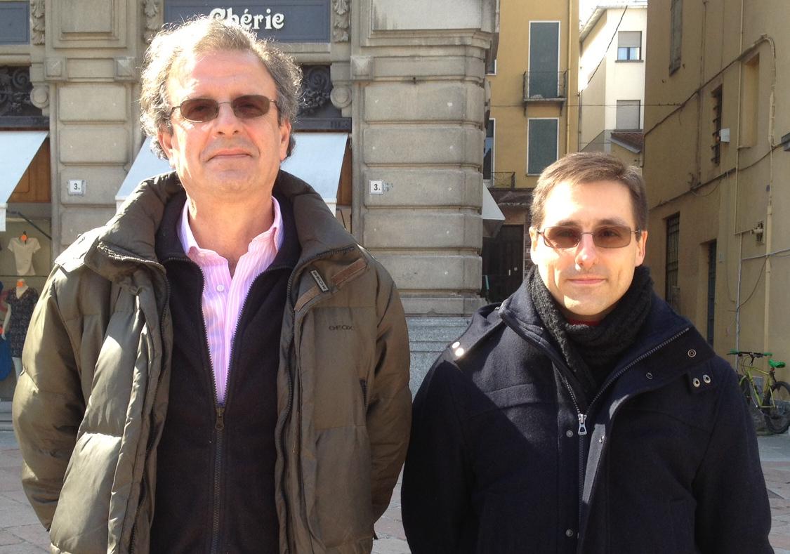 prof. Giancarlo Marini e dr. Maurizio Fiaschetti