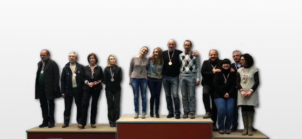 Campionati Assoluti a Coppie 2013