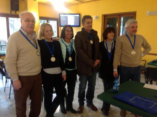Regionali Squadre Miste Liguria 2°
