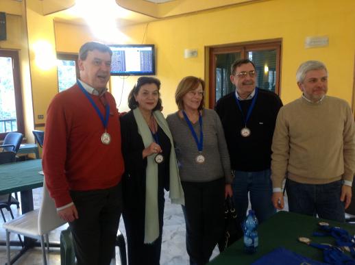 Regionali Squadre Miste Liguria 3°