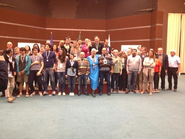 Campionati Allievi a Squadre: i vincitori