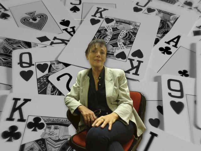 Gabriella Olivieri: non mi accontento mai