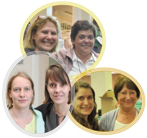 Winners Women Pairs Ostende