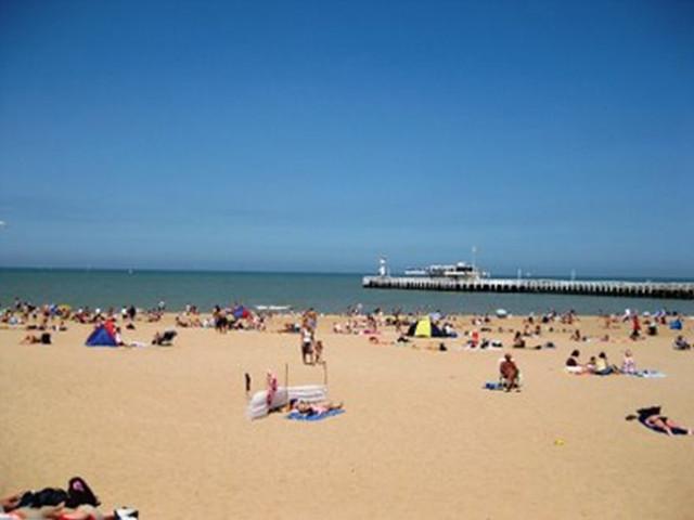 Ostenda Spiaggia