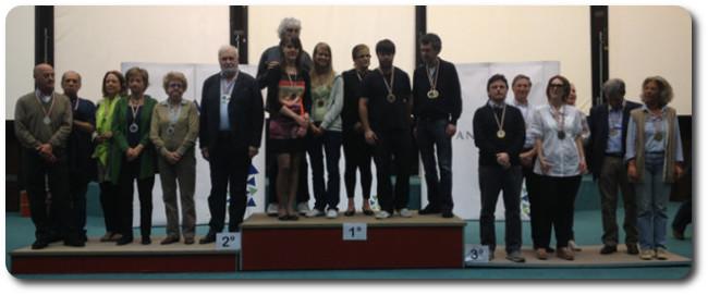 Campionati Assoluti a Squadre Miste - Podio