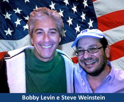 Steve Weinstein e Bobby Levin