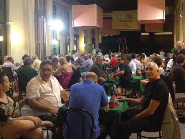 Il torneo in Piazza di San Donà di Piave