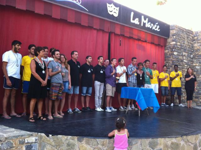 Camp Giovani, Giochi Studenteschi e Festival Allievi 2013
