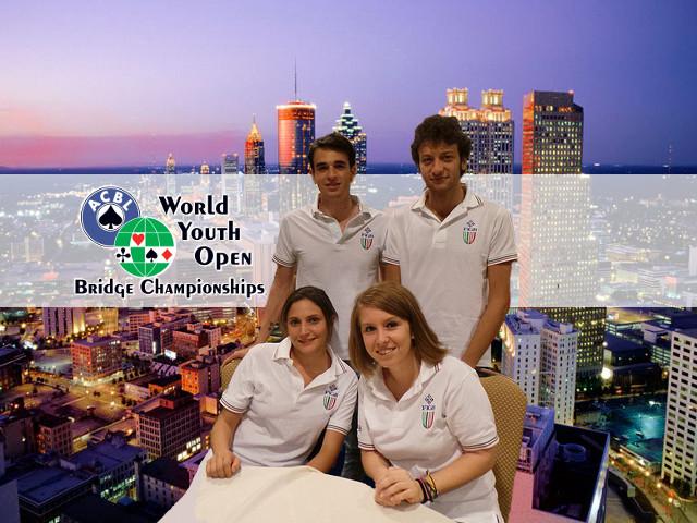 World Youth Open Championships: Doppio oro per l'Italia