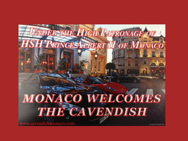 Bridge internazionale a Monaco: Patton e Cavendish