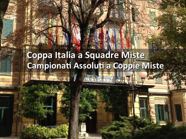 Semifinale di Coppa Italia a Squadre Miste e Qualificazioni dei Campionati Assoluti a Coppie Miste